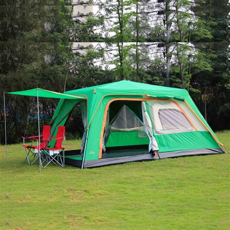 Cheap 3 Bedroom Tents by 2016 Challenger 4 6 8 Person 1 Bedroom 1 Living Room