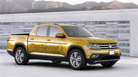 volkswagen truck 2019 volkswagen atlas pickup review top speed