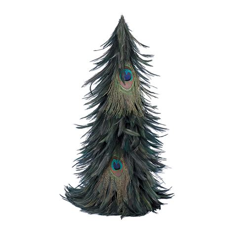 peacock feather christmas trees for sale home decor accents decorations accessories terry s