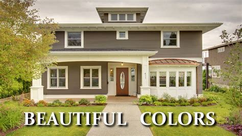 house paint schemes beautiful colors for exterior house paint choosing