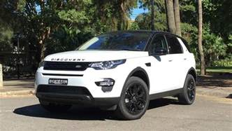 land rover discovery sport si4 se 2016 review carsguide