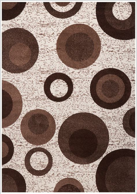 circle pattern area rugs 3 x 8 estella circles pattern rug beige contemporary area rugs