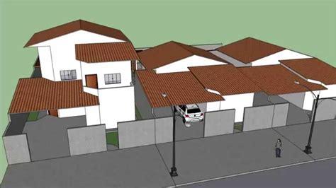 projeto de casas projeto de tr 234 s casas em terrenos de 12m x 30m