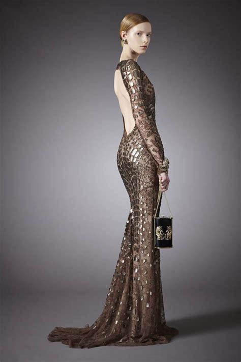 Dona Dress By Miulan moda donna f w 2014 2015 roberto cavalli sposi