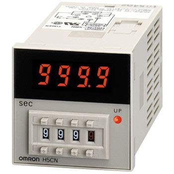 Digital Timer H5cn Ybn Omron h5cn xdn ac100 240 quartz timer h5cn omron monotaro