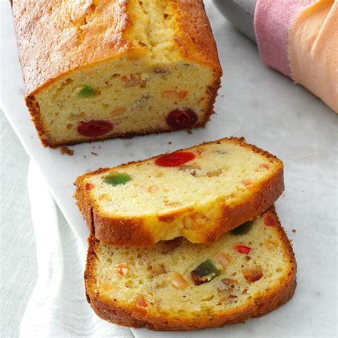 eggnog fruit bread recipe taste of home