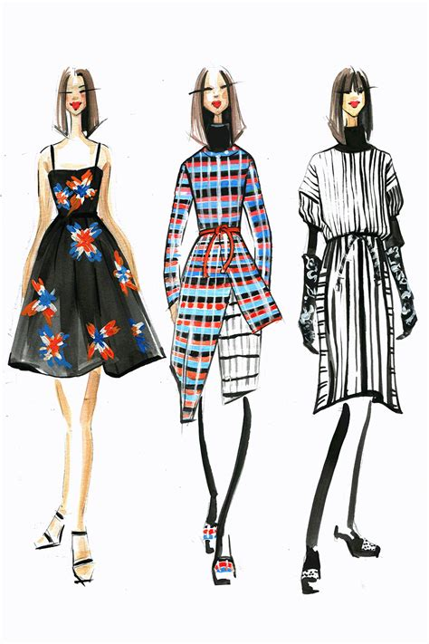 fashion illustration classes nyc commercial illustration fashion and illustrator rongrong devoe