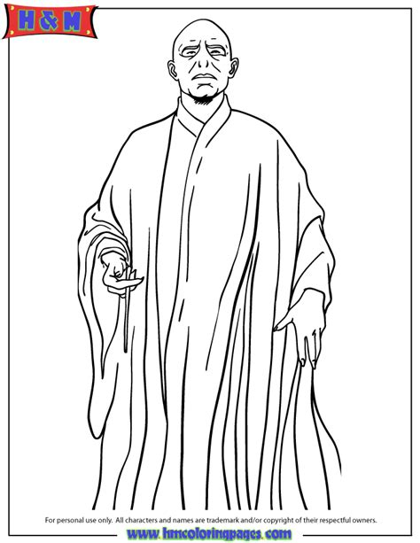 harry potter coloring pages draco harry potter half blood prince voldemort coloring page h