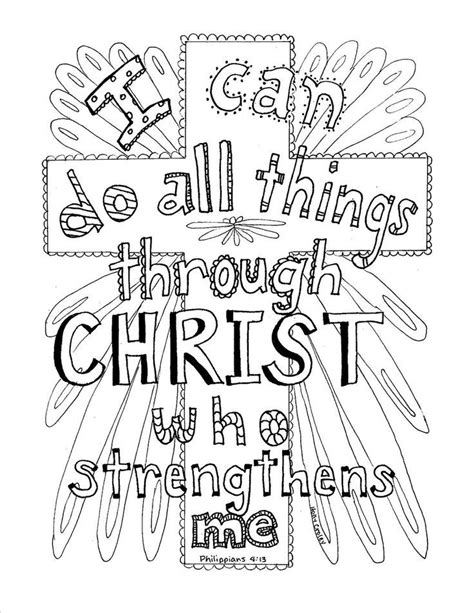 Colossians 3 Coloring Page by Colossians 3 23 Coloring Page Color Bros