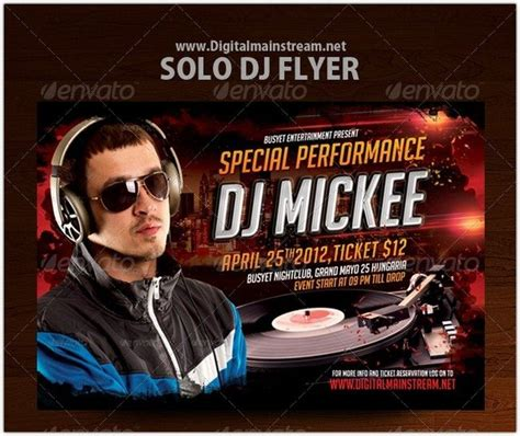 18 best dj flyer template designs in psd web creative all