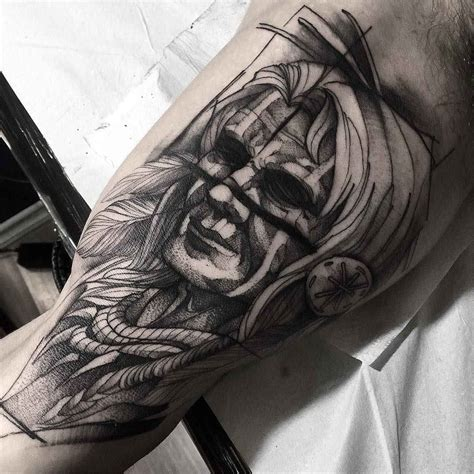 tattoo artist fredao oliveira belo horizonte brazil