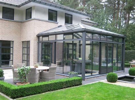 tetto veranda verande in vetro prezzi con tetto in vetro