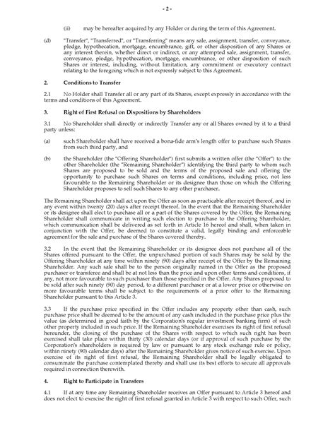 Australia Shareholder Agreement Legal Forms And Business Templates Megadox Com Pro Rata Rights Agreement Template
