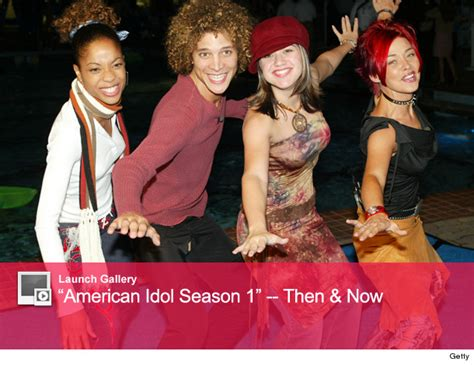 american idol winners did they all find success quot american idol quot season one contestants then now