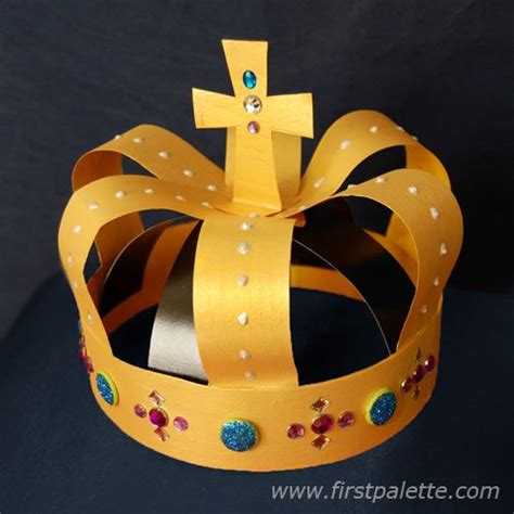 Crown Papercraft - best 25 crown crafts ideas on crown for