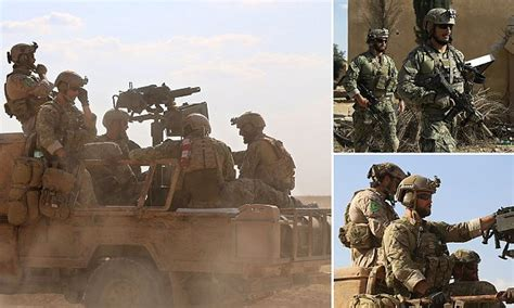 special forces fighting  kurds  syria   miles