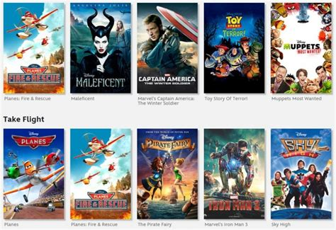 film disney decembre 2014 disney movies anywhere now lets you watch purchased titles