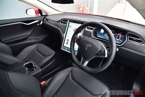 Tesla S Model Interior by 2016 Tesla Model S 90d 7 1 Review Performancedrive