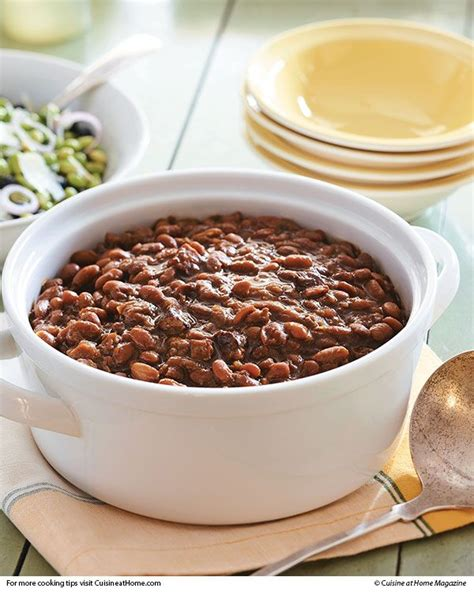 slow cooked boston baked beans recipe dishmaps