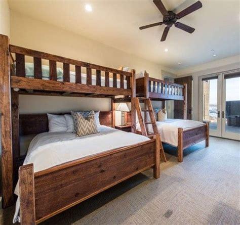 twin  queen custom bunk bed twin  queen bunk bed