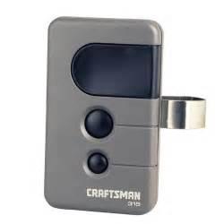 Raynor Garage Door Opener Remote Not Working Craftsman Sears Remote Garage Door Opener Remote 139 53753