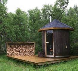 Backyard Sauna by Backyard Sauna R 248 Ros Sauna And Tub Ideas