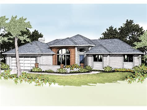 contemporary ranch house plans quincy modern ranch home plan 014d 0006 house plans and more