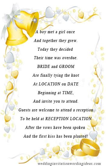 Unique  Ee  Wedding Ee    Ee  Invitation Ee    Ee  Wording Ee   Tips And Ideas