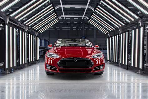 Tesla Factory Tesla Opens European Factory For Model S Auto Express