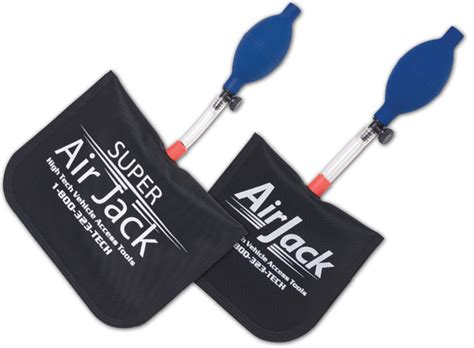 air bladder for opening car door hickleys locksmith through the door wedges