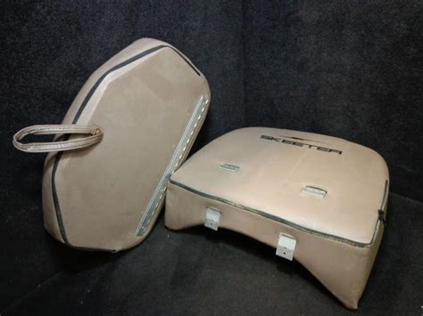 new skeeter bass boat seats find dr8 skeeter bass boat brown seat includes 1 seat