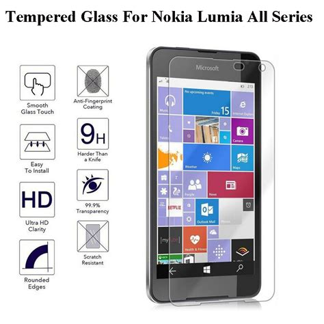 For Nokia Lumia 950 Clear Gratis Tempered Glass Ultra Thin S tempered glass for nokia lumia 640 532 535 540 550 630 635 730 830 925 950 1020 1320 1520 screen