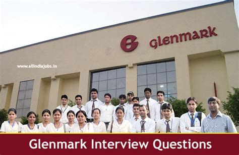 Questions For Mba Hr Freshers by Glenmark Pharmaceuticals Questions For Freshers