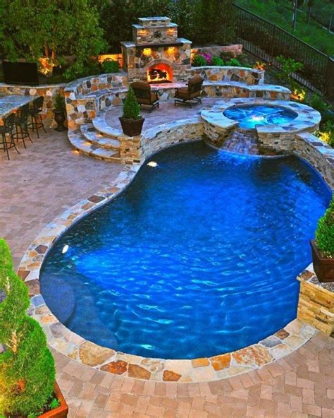 dream backyards with pools 1000 ideas about mediterranean hot tubs on pinterest