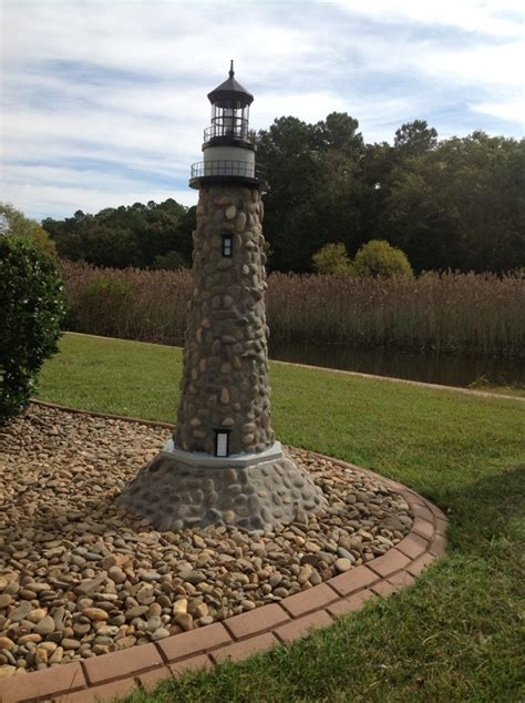 backyard lighthouse lighthouse for backyard pictures to pin on pinterest