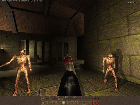 earthquake game quake to be released as an online game geek com