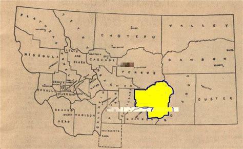 Yellowstone County Records Yellowstone County History Montana