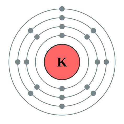 potassium energy level diagram file electron shell 019 potassium no label svg