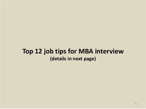 Question For Mba Interviewer by 80 Mba Questions And Answers
