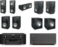 recommended home theater systems audioholics