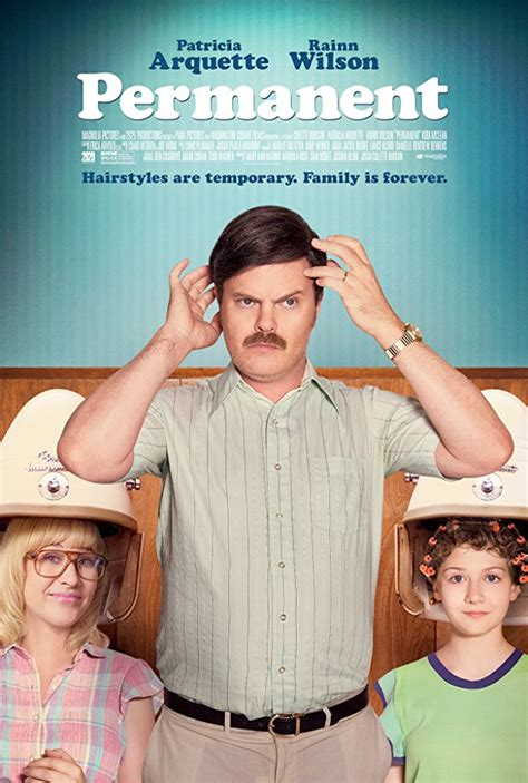 movie releases permanent by patricia arquette and rainn wilson patricia arquette rainn wilson are parents in trailer for permanent firstshowing net