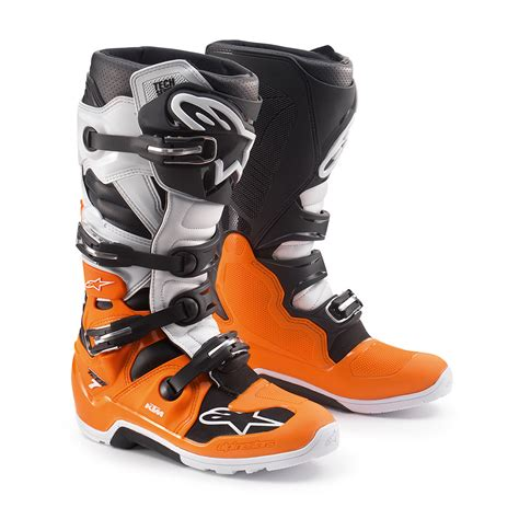 Alpinestars Tech 7 Dewasa ktm 2017 alpinestars tech 7 exc boots dirtnroad road apparel