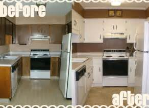 cheap kitchen remodel ideas before and after 30 small kitchen makeovers before and after home