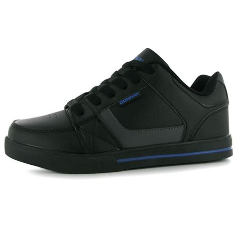 rubber sole sports shoes donnay half pipe junior chunky rubber sole trainers