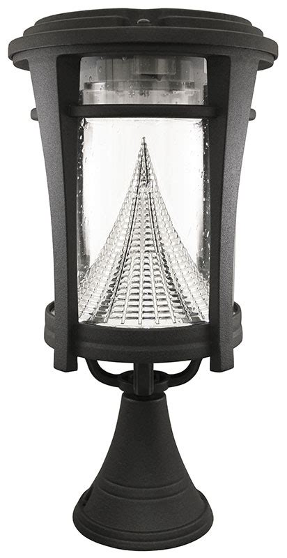 solar light fixture solar led outdoor light fixture