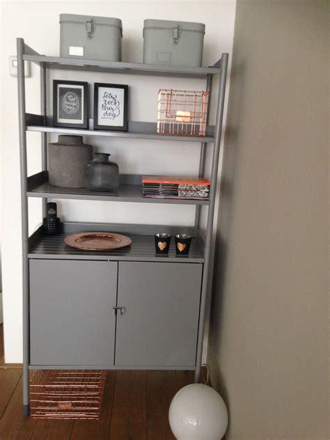 ikea keukens gebruikt een stellingkast ikea gebruikt als industri 235 le kast voor