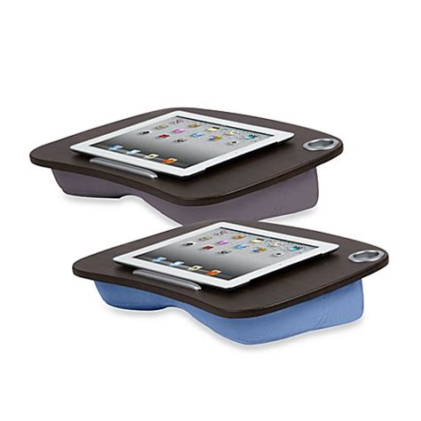 portable lap desk bed bath and beyond brookstone e pad portable lap desk bed bath beyond