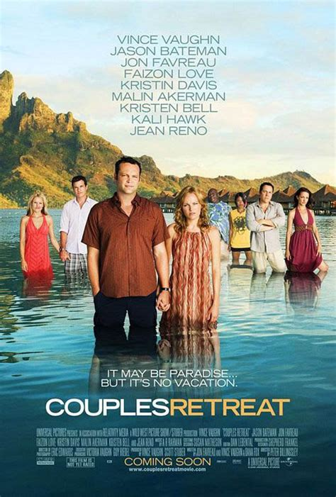 Real Couples Retreat Couples Retreat Poster