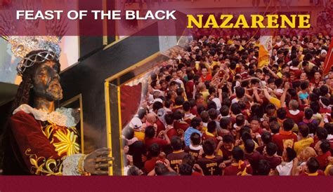 Feast On A Month Of Pista Ng Itim Ng Nazareno Mastercitizen S