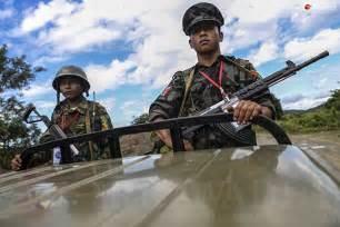burma myanmar schools closed and civilians displaced as